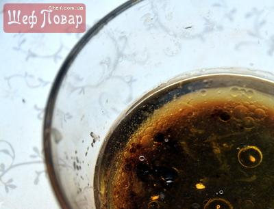 Салат греческий с соевым соусомы