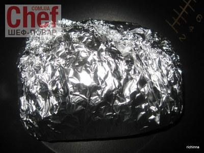рецепт мясо фаршированное грибами и сыром