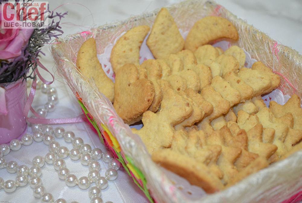Вкусное печенье рецепт с фото пошагово