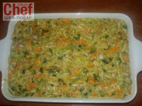Блюда из цукини в духовке рецепты с фото простые и вкусные