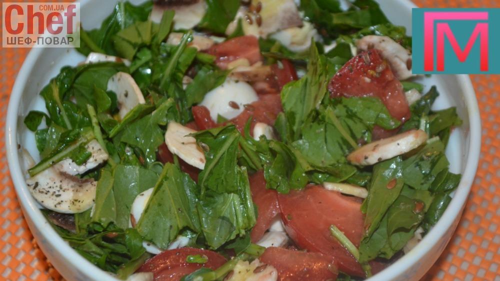 Овощные салаты на день рождения с фото и рецептами