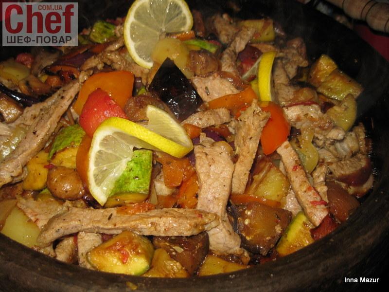 Болгарский САЧ- это очень вкусно !!!