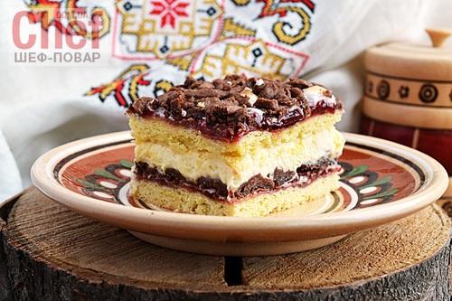 Пирог Вышиванка
