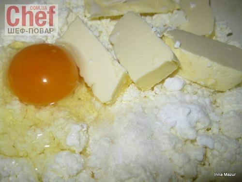 Домашний плавленый сыр с зеленью и чесноком