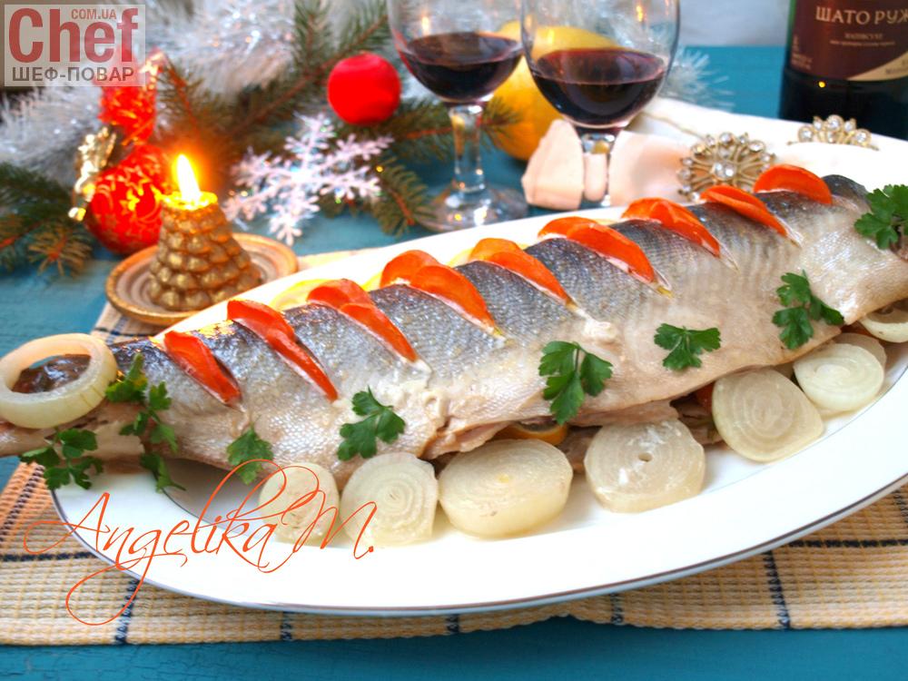 Праздничная горбуша рецепт фото
