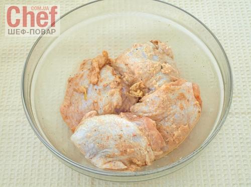 Бедрышки с картофелем в мультиварке рецепты с фото