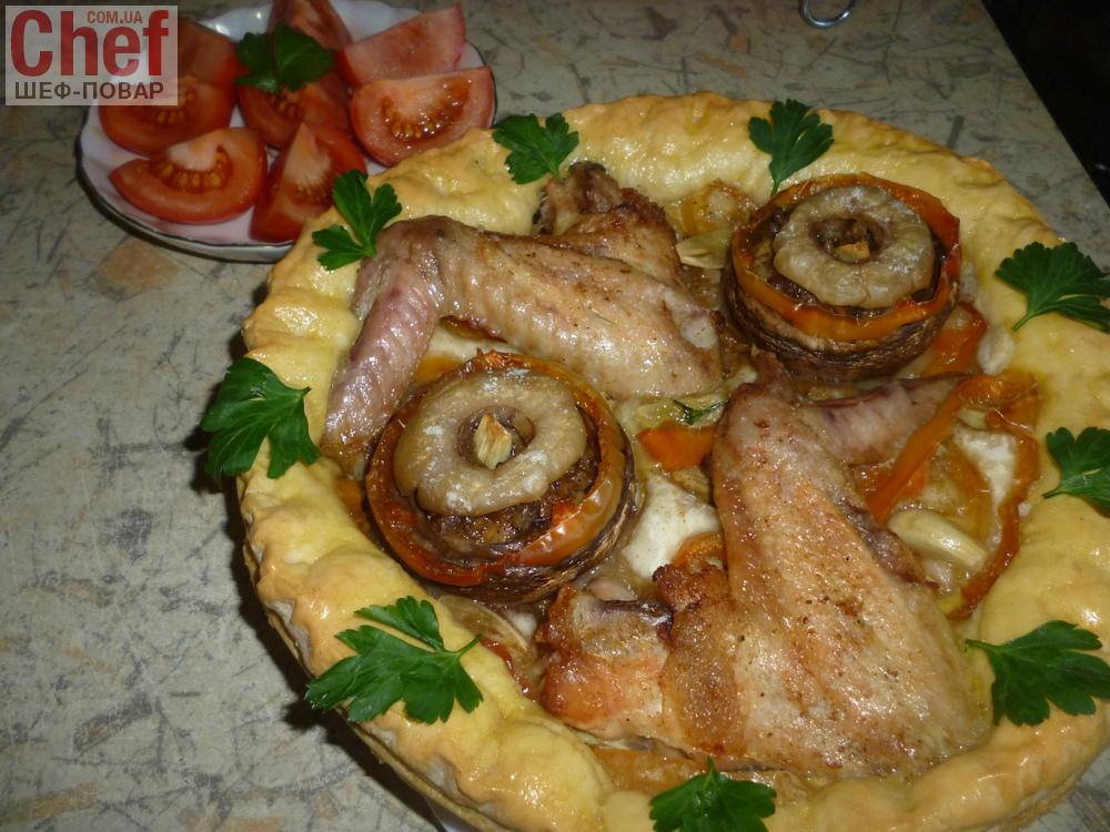 Как приготовить гратен из картофеля с грибами