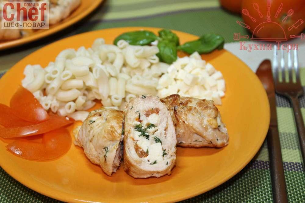 Простые рецепты блюд из сыра и помидоров