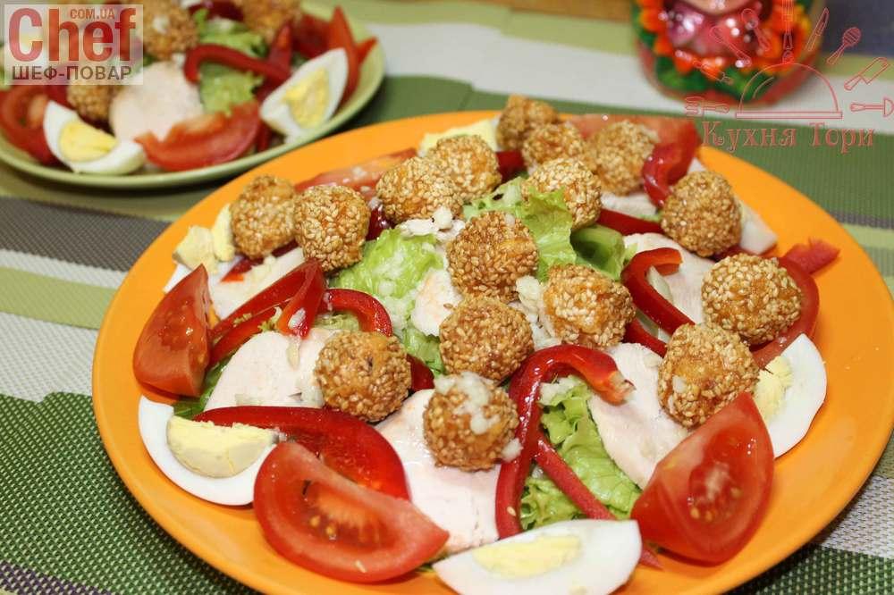 как приготовить вкусную салат рецепт от шеф повара