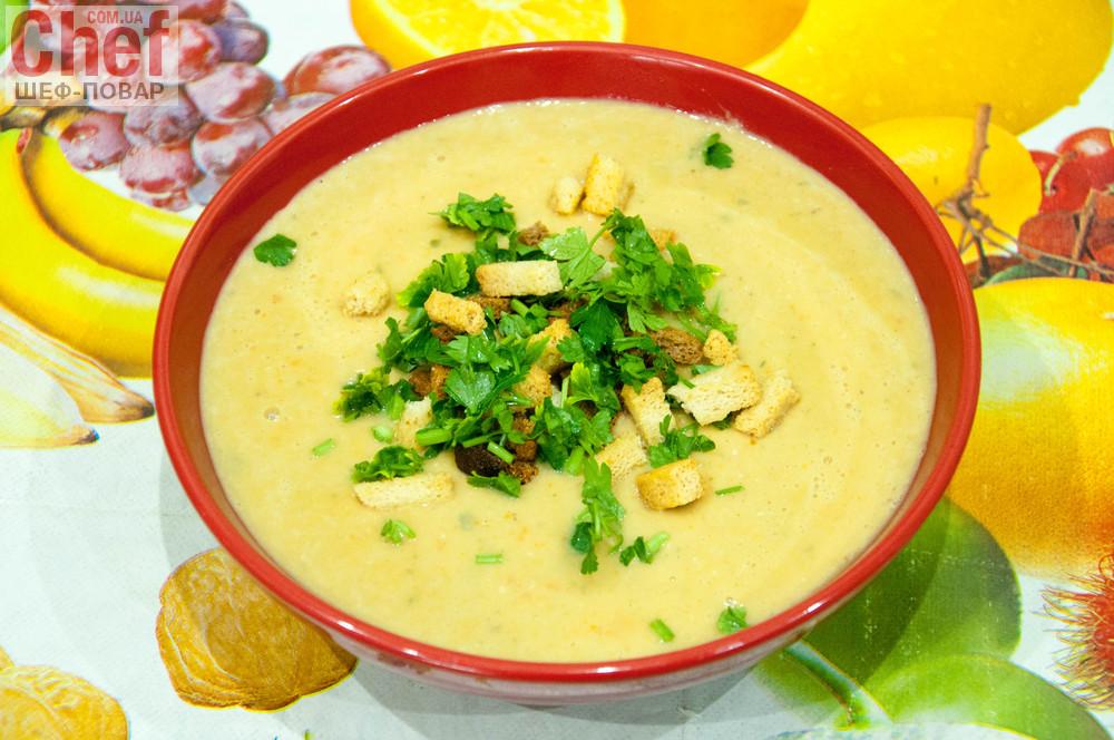 рецепты суп пюре с фото простые и вкусные