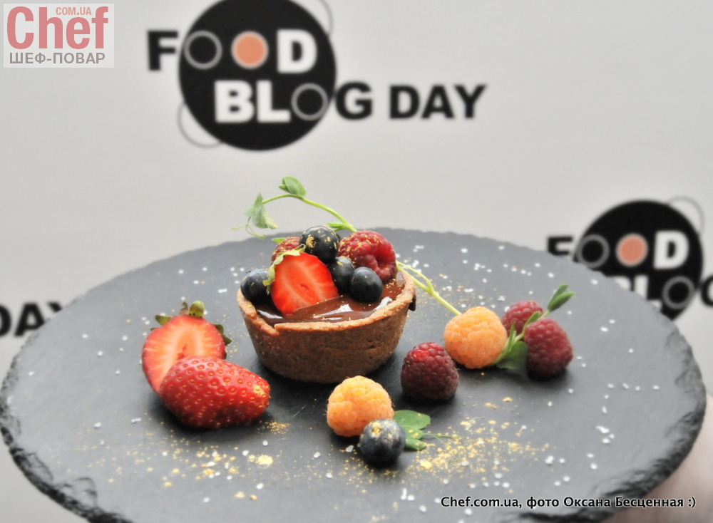 Food Blog Day видео!