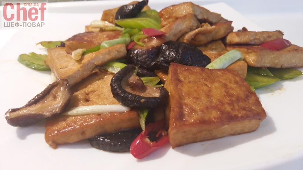 Рецепты с тофу простые