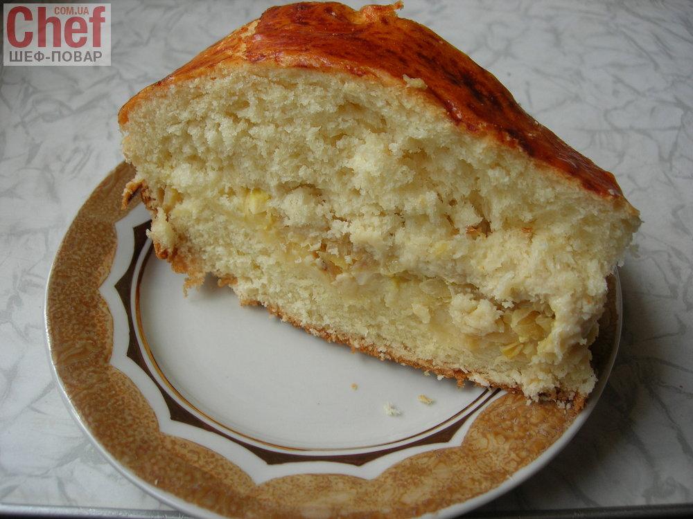 Как закрыть пирог с начинкой