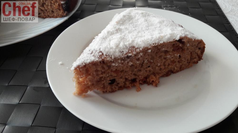 Пирог на ряженке с вареньем рецепт