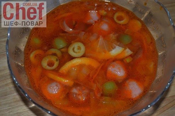 супы солянка рецепты с фото простые и вкусные