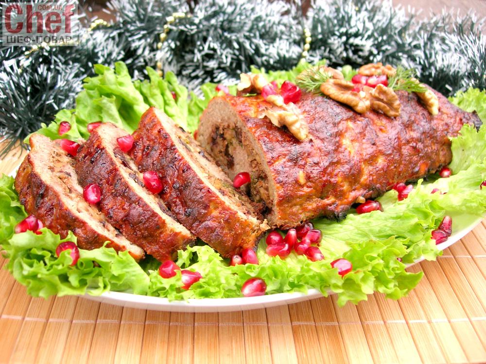 Праздничные мясные салаты рецепты