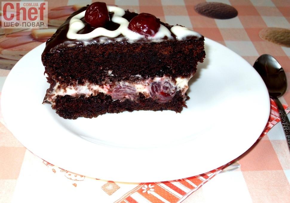 Десерты с вишней рецепт пошагово 66